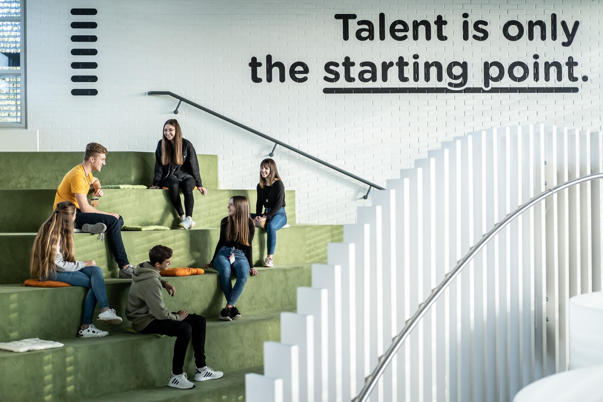 Talentcenter 16