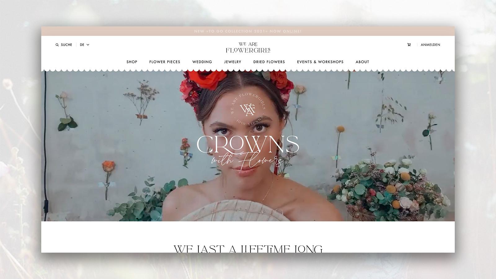 We are flowergirls 15