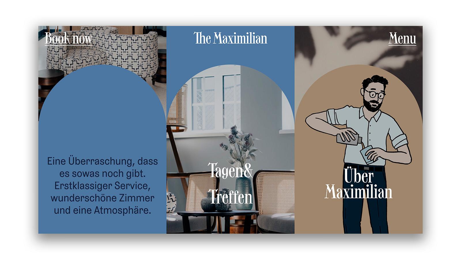 The Maximilian 21