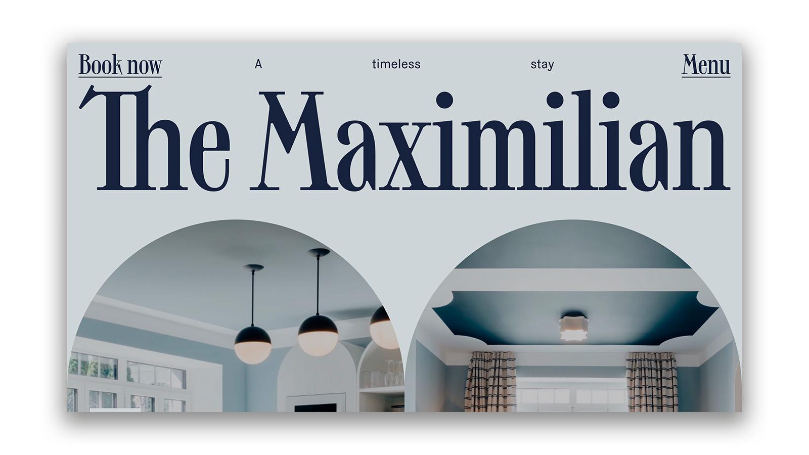 The Maximilian 14